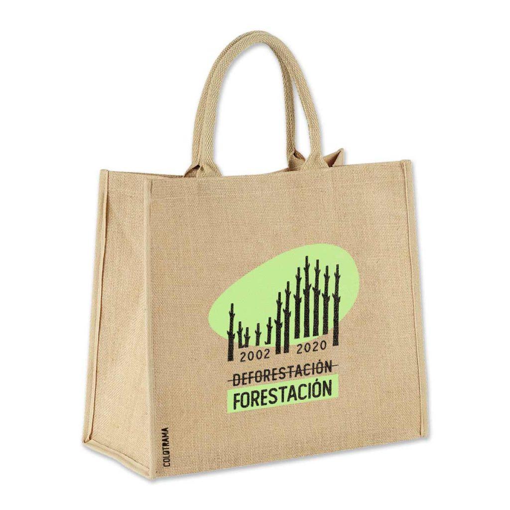 Diseño para bolsa eco