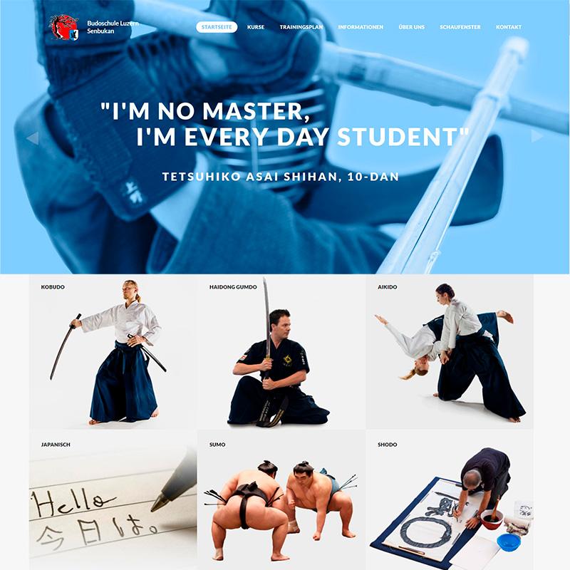 Web Escuela de cultura asiática