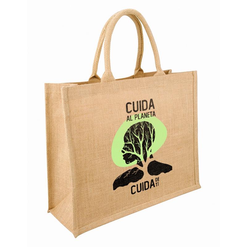 Mensaje eco para bolsas