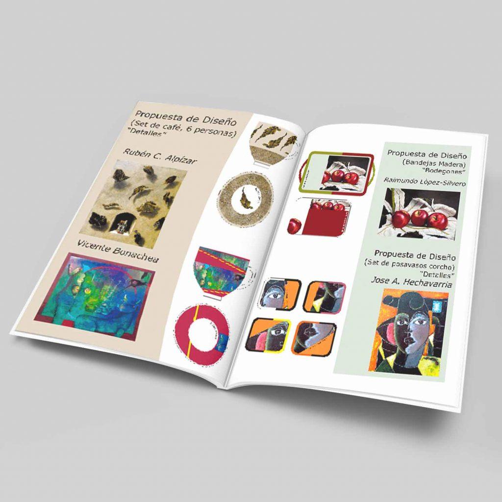 Arte en casa Brochure